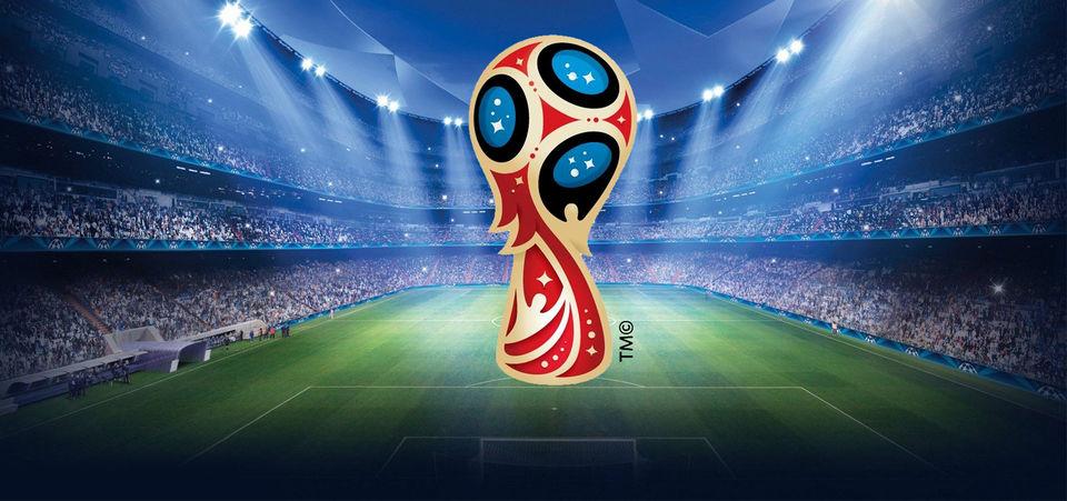 Bildwechsel Fussball WM 2018
