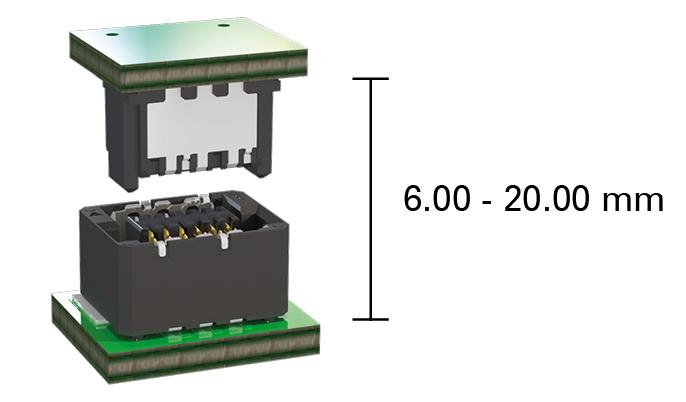 Zero8 Leiterplattenabstaende parallel