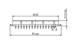 DIN H15 flach FL Zeichnung Abmessungen1 v2