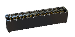 Photo Zero8 socket straight shielded 80 pins