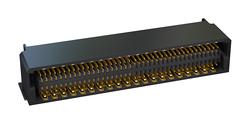 Photo Zero8 socket angled shielded 80 pins